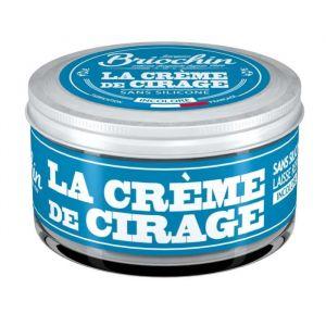 Briochin Crème cirage incolore sans silicone