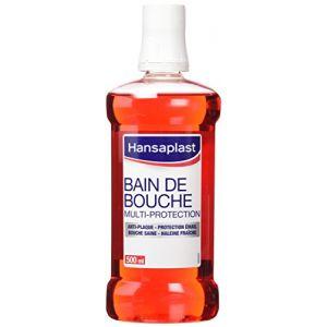 Hansaplast Bain de bouche antiseptique 500 ml