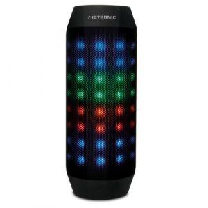 Metronic Lumi - Enceinte Bluetooth avec jeux de lumière