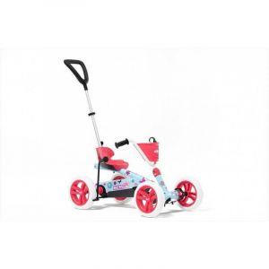 Berg Toys Kart à pédales Buzzy Bloom 2en1 - 2 à 5 ans