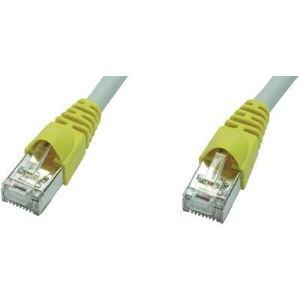 Telegärtner L00004A0064 - Câble réseau RJ45 Cat.6 S/FTP PIMF croisé 7,5 m