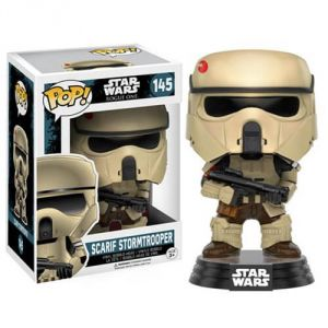 Funko Pop! Scarif Stormtrooper - Figurine Star Wars Rogue One