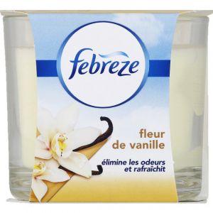 Febreze Bougie Vanille Latte - La bougie de 100g