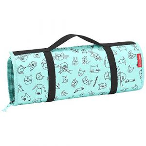 Reisenthel Trousse de Toilette, Cats and Dogs Mint