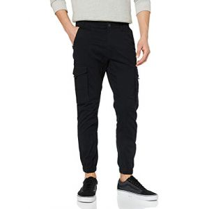 Jack & Jones Pantalons Jack---jones Paul Flake Akm 542 L34 - Black - W33-L34