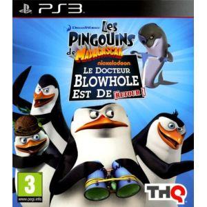 Les Pingouins de Madagascar : Le Docteur Blowhole est de Retour [PS3]