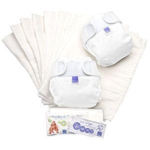 Bambino Mio 2 couches réutilisables Miosoft pour bébé taille 2