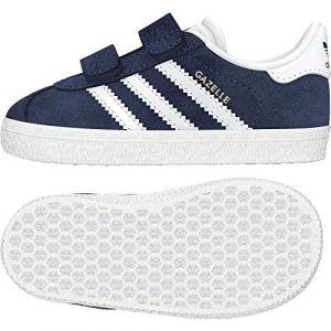 Adidas Gazelle CF I, Chaussures de Fitness Mixte Enfant, Bleu