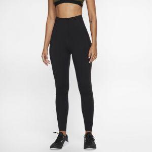 Nike Legging de training à franges pour Femme - Noir - Taille S - Female
