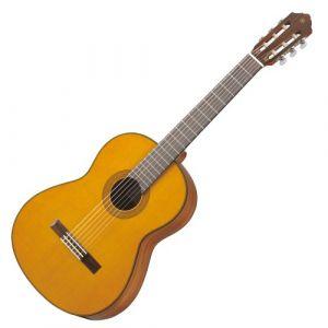 Yamaha CG142C - Guitare Classique Finition Brillante