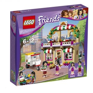 Lego 41311 - Friends : La pizzeria d'Heartlake City