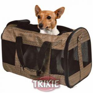 Trixie Sac Malinda 26x24x38 cm bronze pour chien/chat