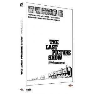 THE LAST PICTURE SHOW (LA DERNIÈRE SÉANCE) - DVD