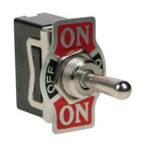 Velleman Interrupteur à levier 1 x On/Off/On 34.212 250 V/AC 10 A permanent 1 pc(s)