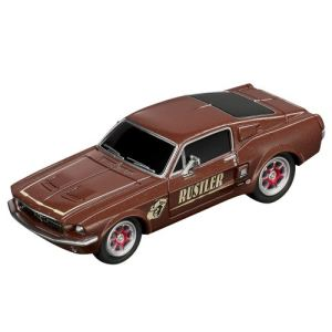 Carrera Toys 61248 - Ford Mustang 67 Custom 2 pour circuit Go!!!