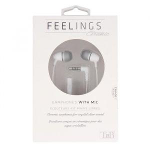 T'nB Feelings - Écouteurs intra-auriculaire