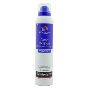 Neutrogena Deep Moisture 360° Express Bodyspray - 200 ml