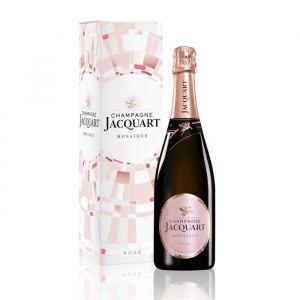 Jacquart Champagne Rosé Mosaïque Champagne - La Bouteille De 75 Cl