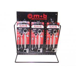 Mob 0000505101 - Kit impact 15 cartes de 2 clés 4X4