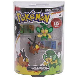 Tomy Pack mini figurines Pokémon - Modèle aléatoire