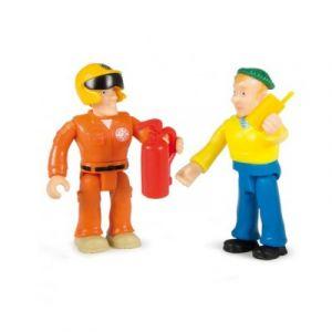 Smoby Figurine Sam le Pompier Sam et Charlie