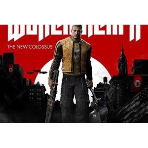 Wolfenstein II the New Colossus Ben [PS4]