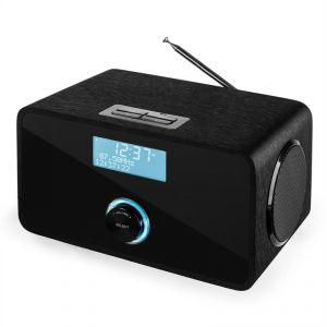 Auna DABStep DAB/DAB+ - Radio numérique Bluetooth