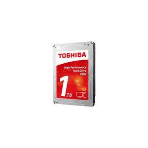 "Toshiba HDWD110UZSVA - Disque dur interne P300 1 To 3.5"" SATA 6Gb/s 7200rpm"
