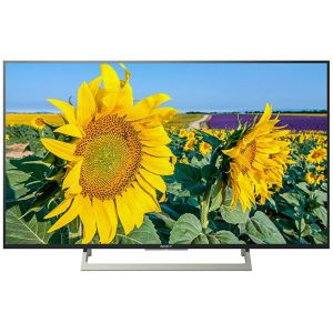 Sony KD-43XF8096 - Téléviseur LED 108 cm 4K X-Reality PRO MotionFlow 400Hz