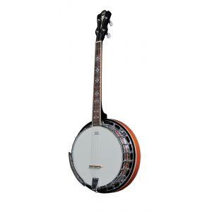 VGS Banjo Tenor 4-String Premium inklusive Koffer