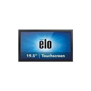 "Elo TouchSystems Elo 2094L Écran LED 19.53"" cadre ouvert écran tactile 1920 x 1080 Full HD (1080p) 250 cd/m² 3000:1 20 ms HDMI VGA DisplayPort noir"
