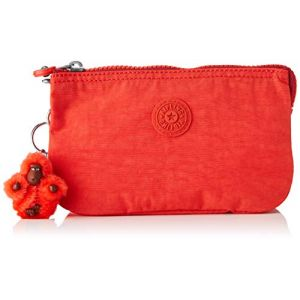 Kipling Portefeuilles Creativity L - Active Red - One Size