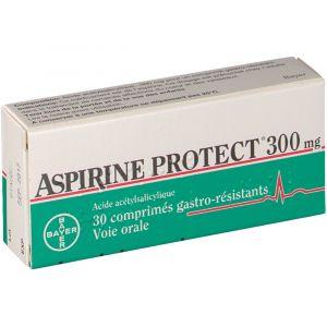 Bayer Aspirine Protect 300 mg - 30 Comprimés