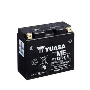 Yuasa Batterie moto YT12B-BS