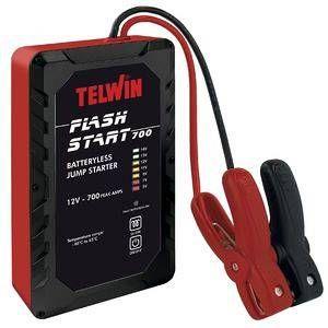 Telwin Démarreur sans batterie 12V 700A - FLASH START 700