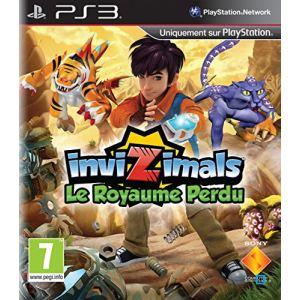 Invizimals : Le Royaume Perdu [PS3]