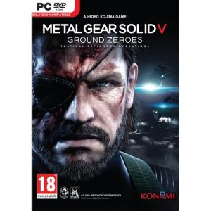 Metal Gear Solid V : Ground Zeroes [PC]