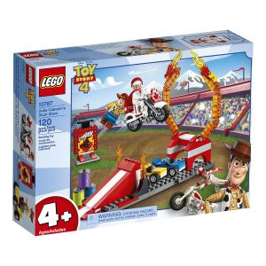 Lego 10767 Toy Story 4 : Le spectacle de cascades de Duke Caboom