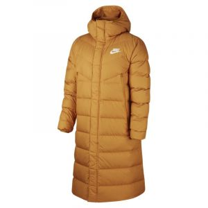Nike Parka à capuche Sportswear Windrunner Down Fill pour Homme - Or - Taille L - Male