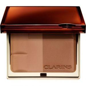 Clarins Bronzing Duo 03 Dark - Poudre soleil minérale