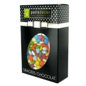 Patisdécor Mini coeurs chocolat assortis 500 g