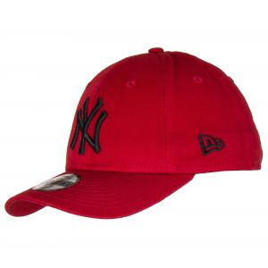 New era Casquette 9forty kids league essential ny hot red 56 cm
