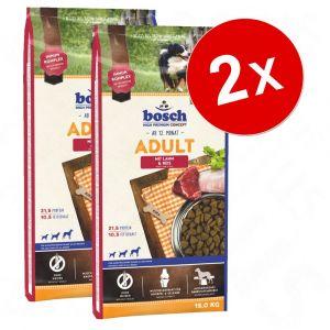 Bosch Tiernahrung PLUS Croquettes pour chien à la truite et aux pommes de terre