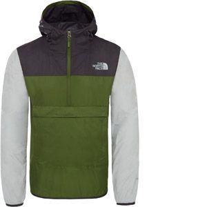 The North Face Coupes vent Sudadera Fanorak Verde Hombre vert - Taille EU S,EU M,EU L