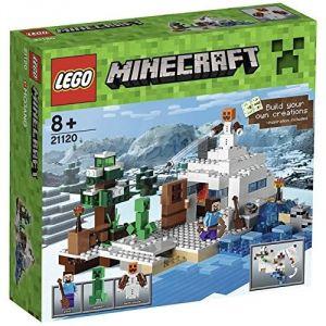 Lego 21120 - Minecraft : La cachette dans la neige