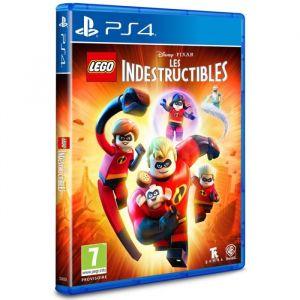 LEGO : Les Indestructibles sur PS4
