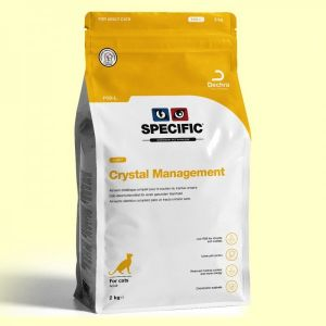Specific Croquettes chat FCD-L Crystal Prevention Light Contenance : 2 kg