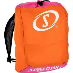 Spalding Sac de sport Sackpack Kids orange - Taille Unique