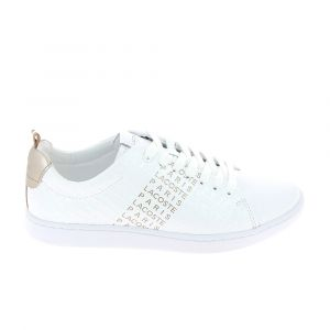 Lacoste Chaussures Carnaby Evo Blanc Rose blanc - Taille 36,38,39,40,41