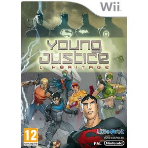 Young Justice : Legacy [Wii]